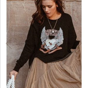 Spell & the Gypsy Dancing Outlaw Organic sweater